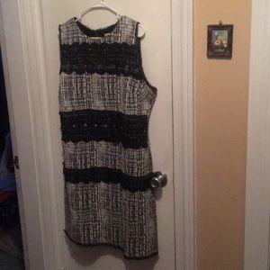 New York and Company Stretch Dress XL